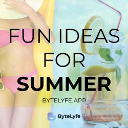 Summer Activities You Can Do ANYWHERE